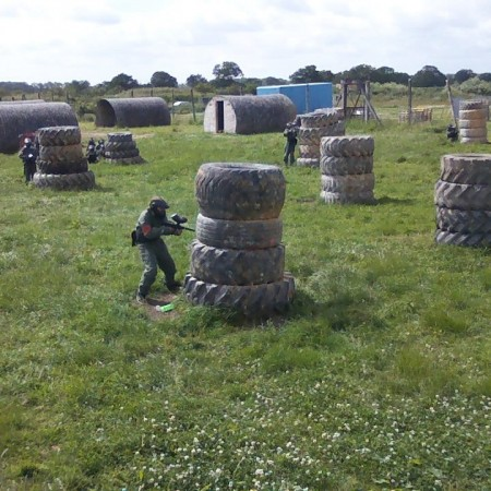 Paintball Chester, Cheshire
