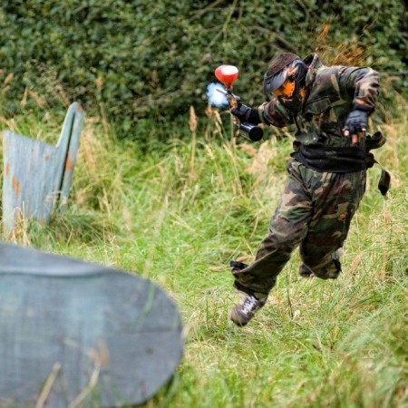 Paintball Redditch, Warwickshire
