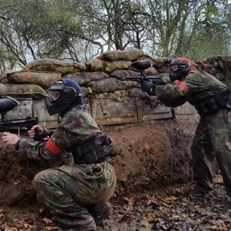 Paintball Colchester - Tendring, Essex