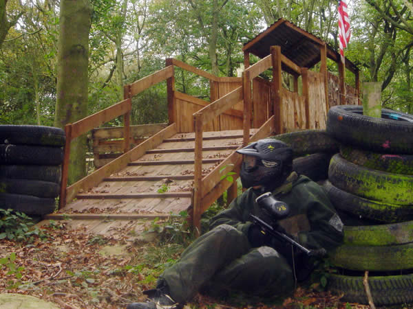 Paintball Sedgefield, Cleveland