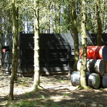 Paintball Leicester - Markfield, Leicestershire
