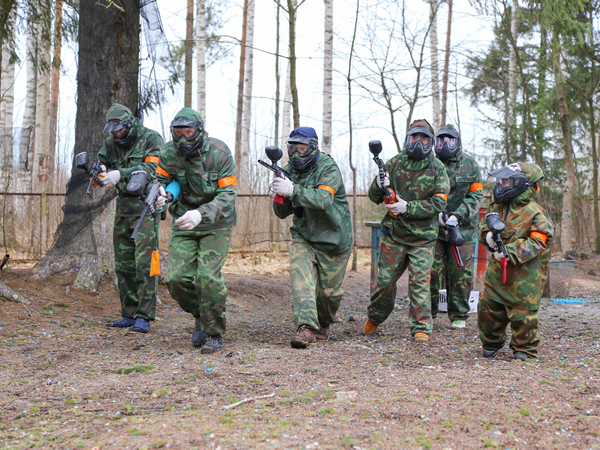 Paintball Nottingham - Mansfield, Nottinghamshire