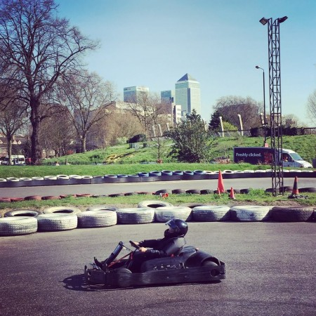 Karting Mile End, London, London