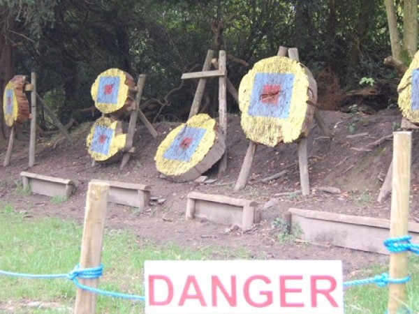 Axe Throwing Crawley, West Sussex