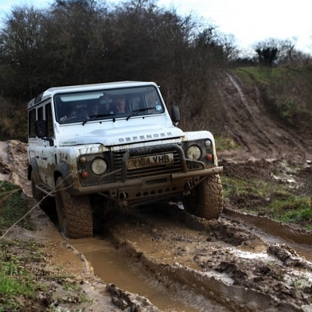 4x4 Off Roading Thirsk, North Yorkshire