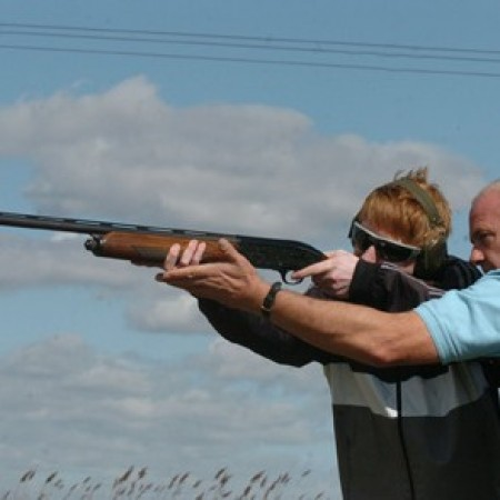 Clay Pigeon Shooting King's Lynn, Cambridgeshire