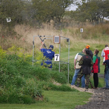 Clay Pigeon Shooting Dalry, Ayrshire, Ayrshire