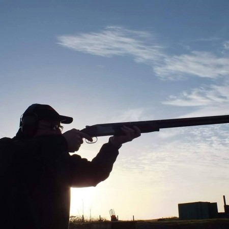 Clay Pigeon Shooting Bridgend, Mid Glamorgan, Mid Glamorgan