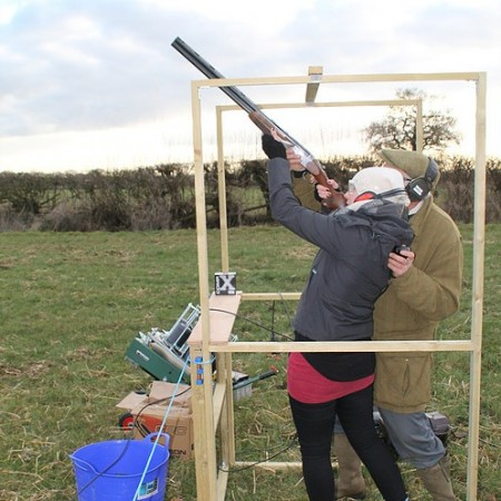 Clay Pigeon Shooting Kidlington, Oxfordshire, Oxfordshire