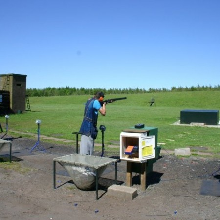 Clay Pigeon Shooting Dinnington, Newcastle Upon Tyne,