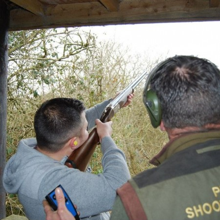 Clay Pigeon Shooting Wareham, Dorset, Dorset