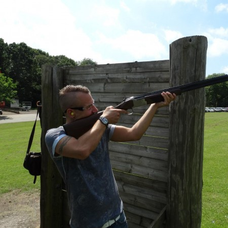 Clay Pigeon Shooting Frodsham, Cheshire, Cheshire West and Chester