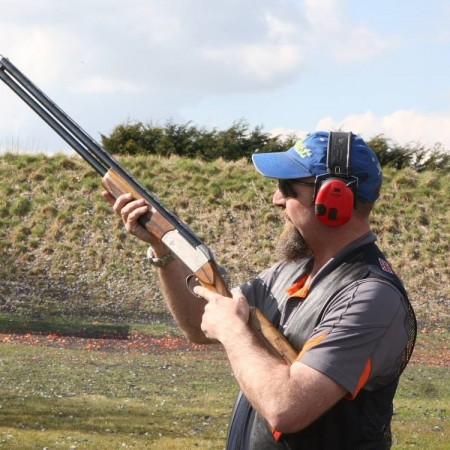 Clay Pigeon Shooting Riseley, Bedfordshire, Bedford