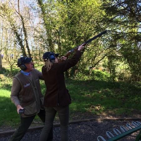 Clay Pigeon Shooting Banbury, Oxfordshire, Warwickshire