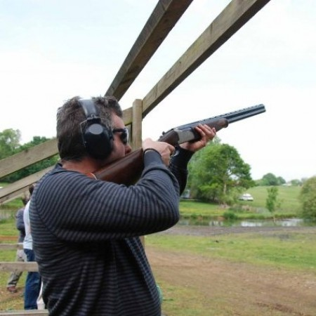 Clay Pigeon Shooting Bournemouth-North, Dorset